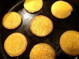 Silver dollar Gluten Free pancakes